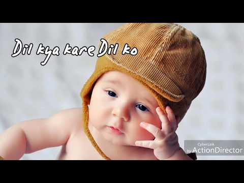 Whatsapp status || Dil kya kare Dil ko magar ||  Yasser desai || 2018 Sad song || Lyrics video