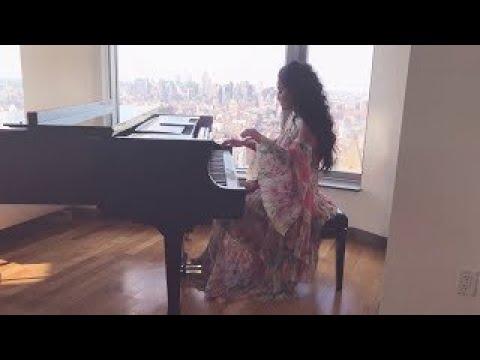 Despacito Piano Cover, Chloe Flower, Justin Bieber, Luis Fonda, Daddy Yankee