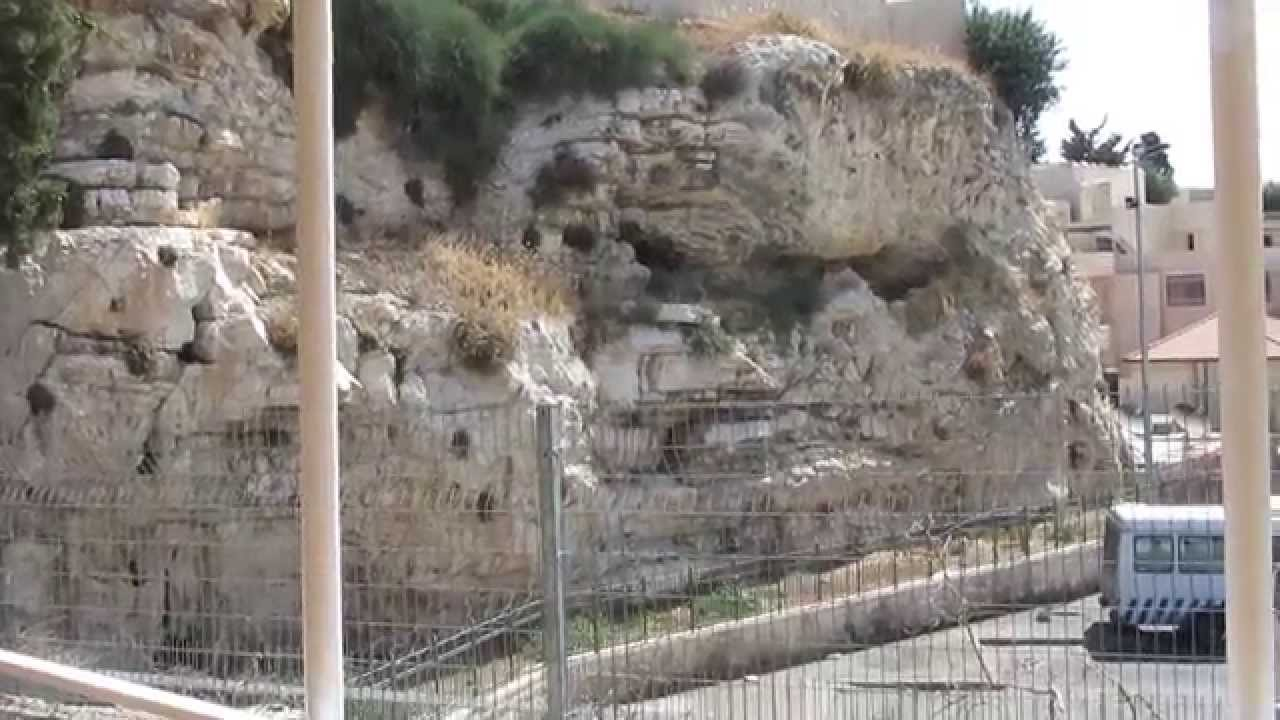 the story of golgotha calvary the place of the crucifixion of