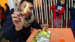 Huecas en Cuenca (donde comer) Redondel de Turi el  mejor motepillo