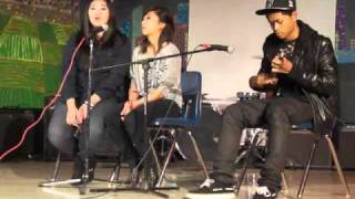 I Like You (From the Bay) cover by Danieleen, Jackie & Gianni