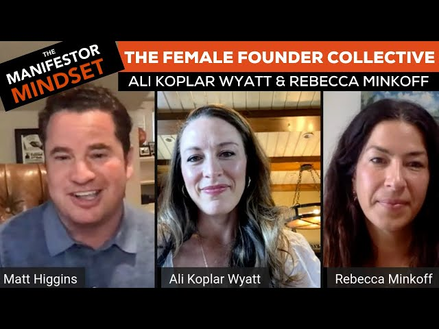 Female Founder Collective Cofounders Rebecca Minkoff and Ali Koplar Wyatt