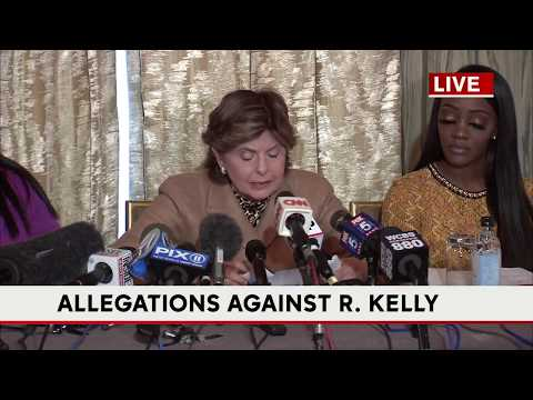 Attorney responds to alleged threats by R. Kelly against accuser