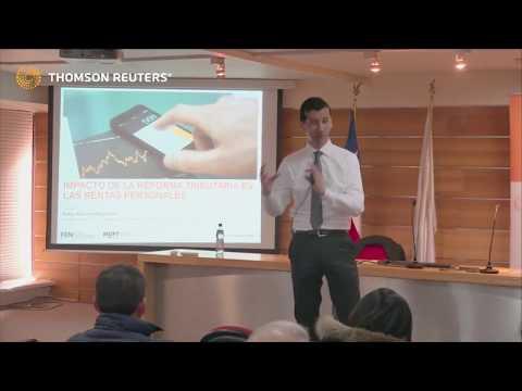 Taller gratuito | Impacto de la Reforma Tributaria en las rentas personales