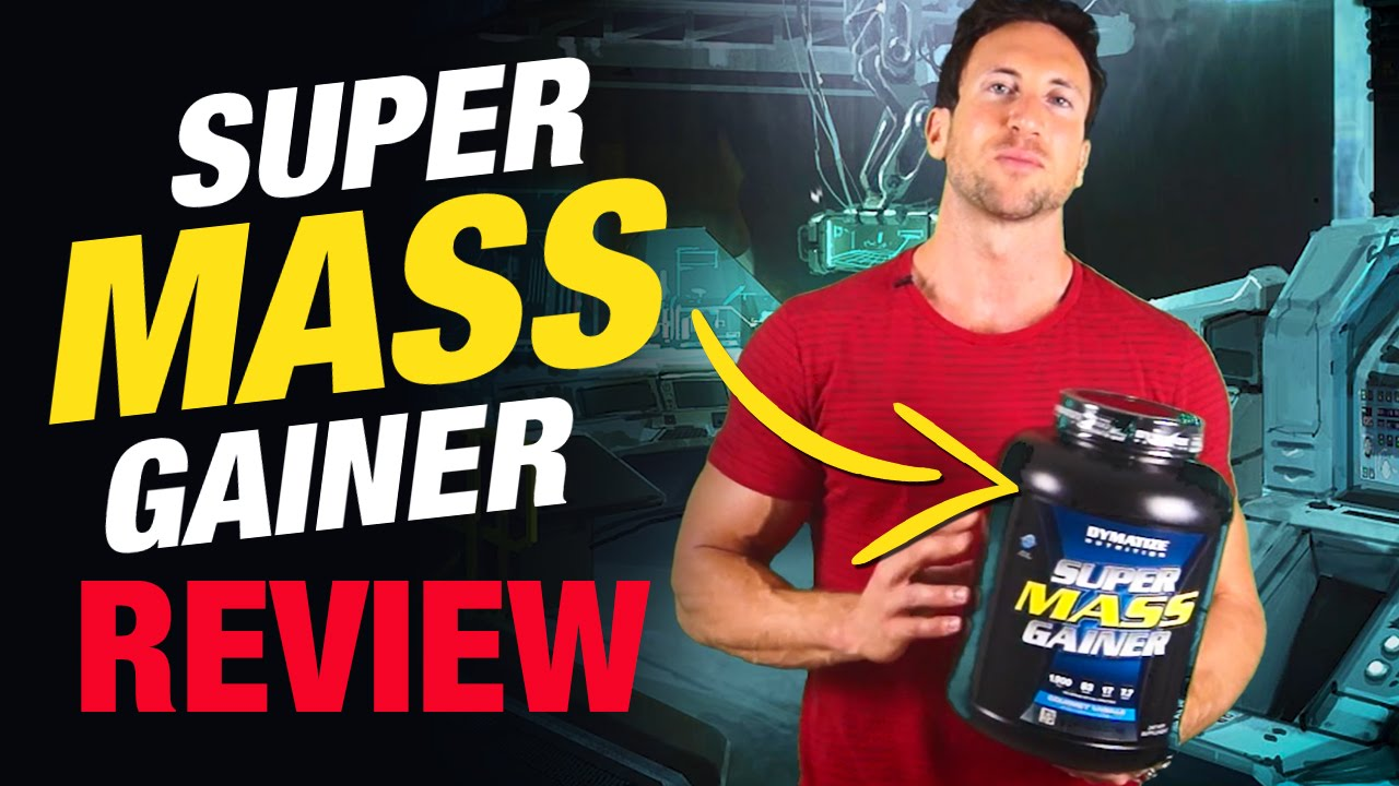 Dymatize Super Mass Gainer My Complete No Bs Review Youtube Supermass 12lbsb