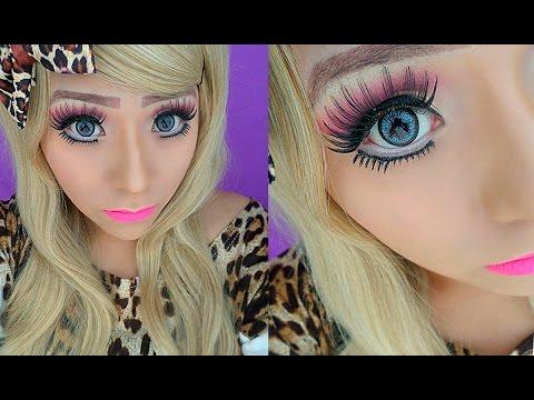 Maquillaje Doll Kawaii