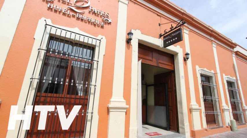 Hotel Dos Patios En Querétaro