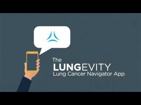 LUNGevity's Lung Cancer Navigator App