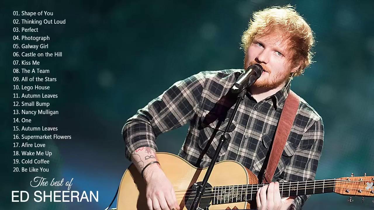 Ed Sheeran Songwriter