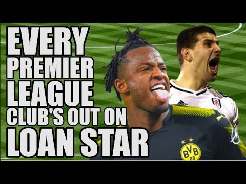 EVERY Premier League Club's Out On Loan Star: Do They Have A Future?