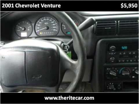2001 Chevrolet Venture Used Cars Nashville TN