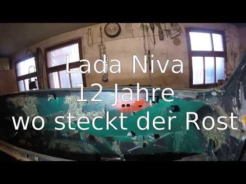 Lada Niva - Rostbefall nach 12 Jahren #2