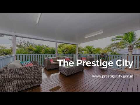 Prestige City Smart Apartments in Sarjapur Road East Bangalore