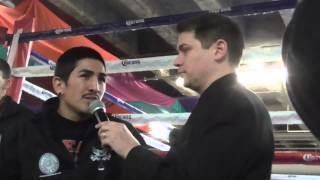 leo santa cruz Glad to fight in san antonio EsNews Boxing