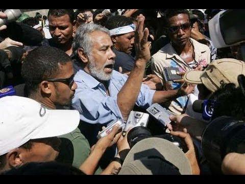 President Xanana Gusmão speech to the Timorese people  ( 2006 Crisis )