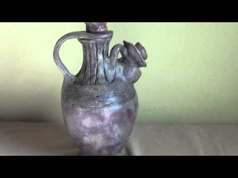 Supernatural Holy Oil Jug