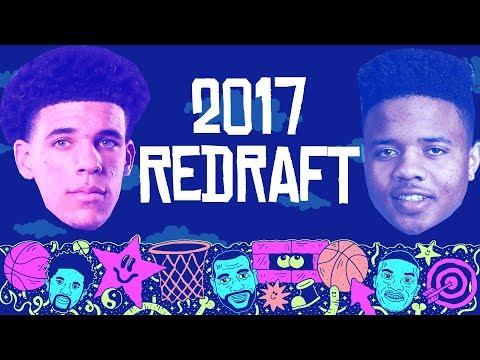 The NBA Redraft | NBA Previewpalooza | The Ringer