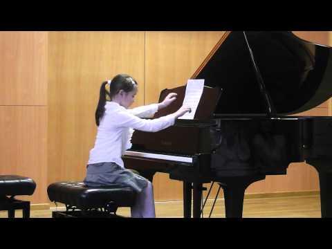Zongora bemutató 0516 Nagy Lili