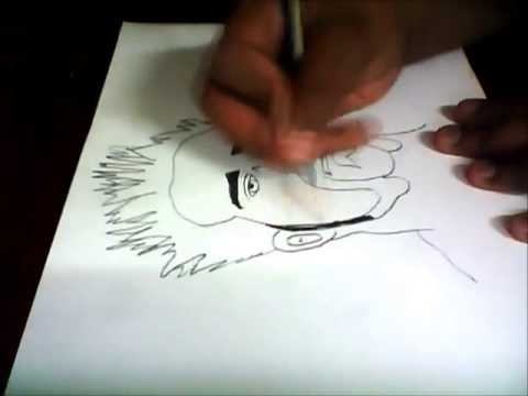 Drawing Sheamus (WWE) - YouTube