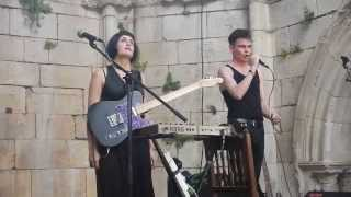 Lebanon Hanover - Ice Cave (Live at ENTREMURALHAS 2013)