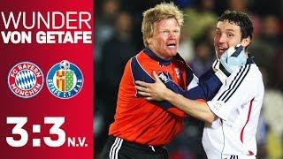 The Miracle of Getafe: When Luca Toni Saved FC Bayern | FC Getafe - FC Bayern 3:3 a.e.t