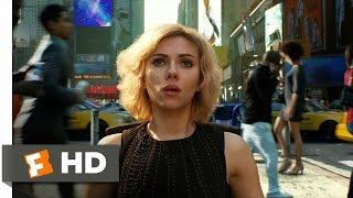 Video Lucy (9/10) Movie CLIP - Crossing the Spacetime Continuum (2014) HD download MP3, 3GP, MP4, WEBM, AVI, FLV Juni 2018