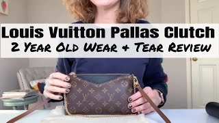 Louis Vuitton LV Pallas Clutch…