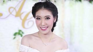Bride makeUp - Khun Cherry