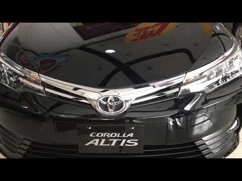 2019 Toyota Corolla Altis 1.6G M/T Short Take Review