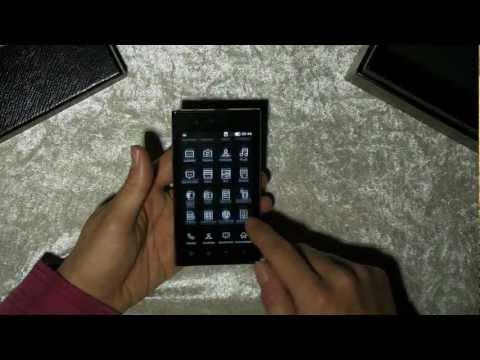 LG Prada 3 Unboxing