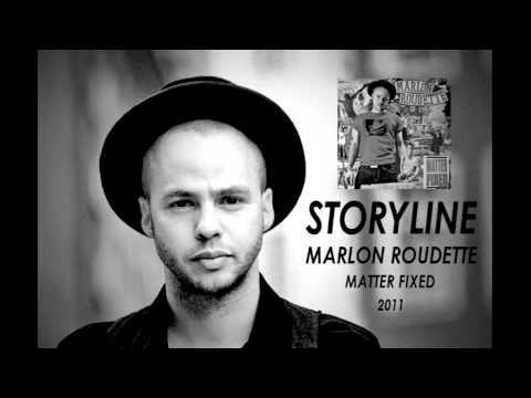 Клип Marlon Roudette - Storyline