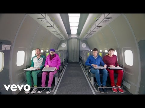 Ok Go Upside Down & Inside Out