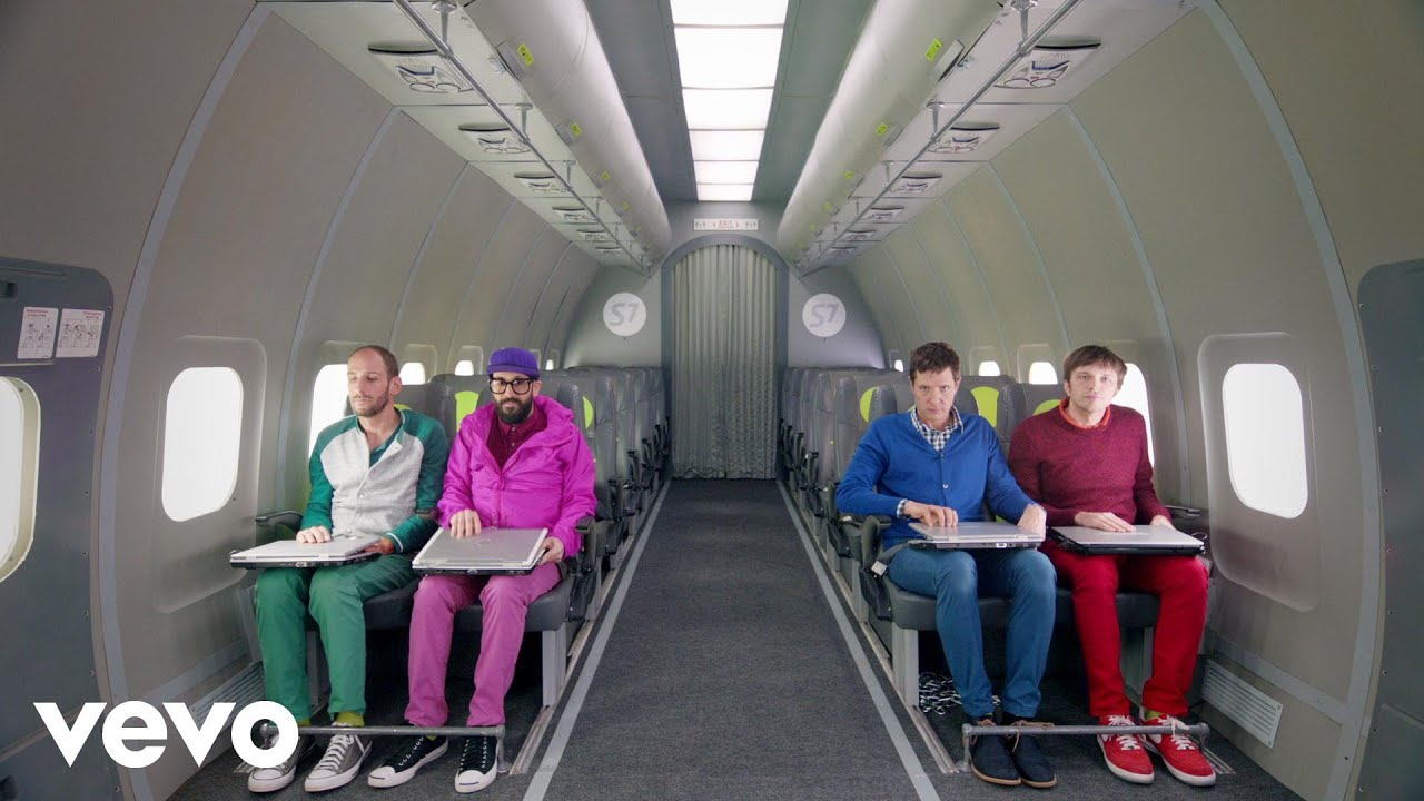 Video of the week Vol. 35 - Ok Go