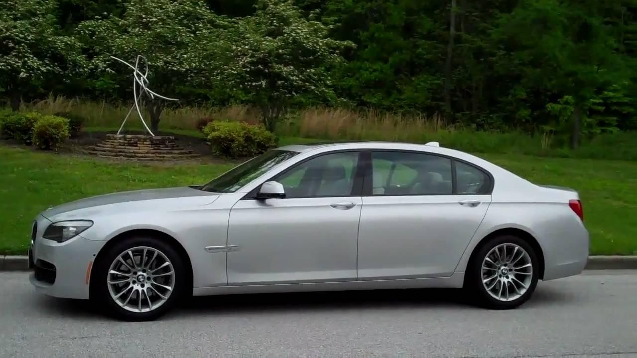 2011 BMW 740Li SedanFor Real  YouTube