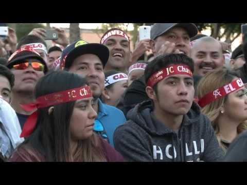 Canelo vs. Chavez - Question and Answer - Los Angeles Press Conference #CaneloChavezJr