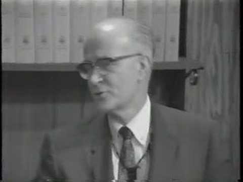 William Shockley Interview, 1969