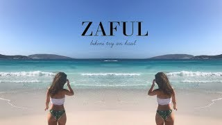 ZAFUL BIKINI TRY ON HAUL