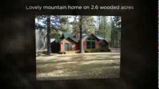 VALLEY RANCH Real Estate MLS#201400075 Plumas County California by CAROL MURRAY
