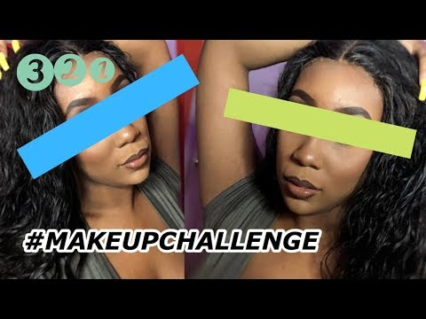 #MAKEUPCHALLENGE NUMBERS PICK MY EYESHADOW ft Jaclyn Hill Morphe Palette thumbnail