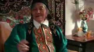 Kalmyk, a variety of Mongolian
