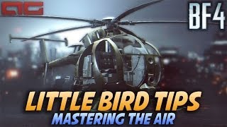 BF4 Scout Helicopter Tips - Mastering The Air (Battlefield 4 Commentary/Gameplay)
