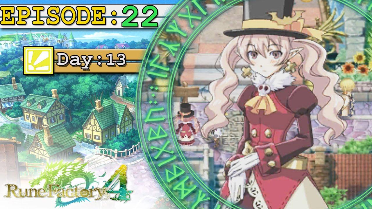 Rune Factory 4 Guide