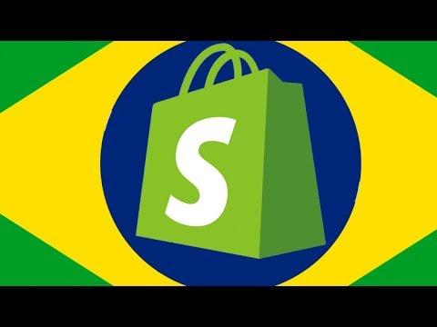 Como traduzir o admin da Shopify para o Português
