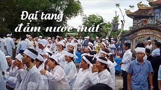 Đại tang đẫm nước mắt của 12 nạn nhân tai nạn thảm khốc ở Quảng Nam