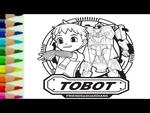 Kory Tobot Y Rtv Transformer Carbot Cara Menggambar Kartun Robot