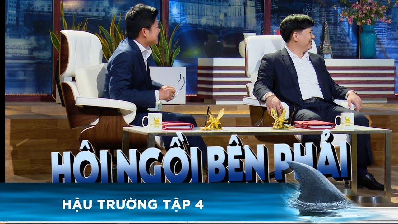 Shark Việt Đi Guốc Trong Bụng Startup | Thương Vụ Bạc Tỷ Tập 4 - Mùa 3 | Hậu Trường Tập 4