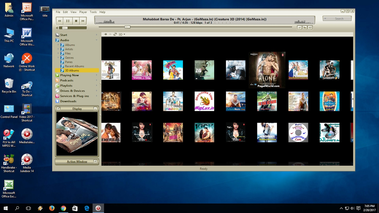 Best Free Music Player Instead of Winamp (Media Jukebox)