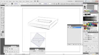Make Hatch Marks (hatching) In Illustrator Cs5