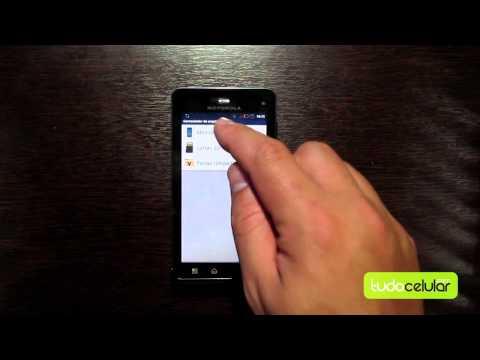 Prova em vídeo: Motorola Milestone 3 | Tudocelular.com