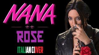 NANA | ROSE - Anna Tsuchiya ( Black Stones ) ITALIAN COVER
